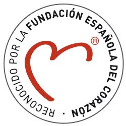Logo fundación española del corazón
